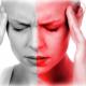 مواضع حجامة الصداع بسبب التهاب الجيوب الأنفية